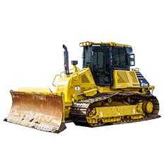 crawler construction dozers