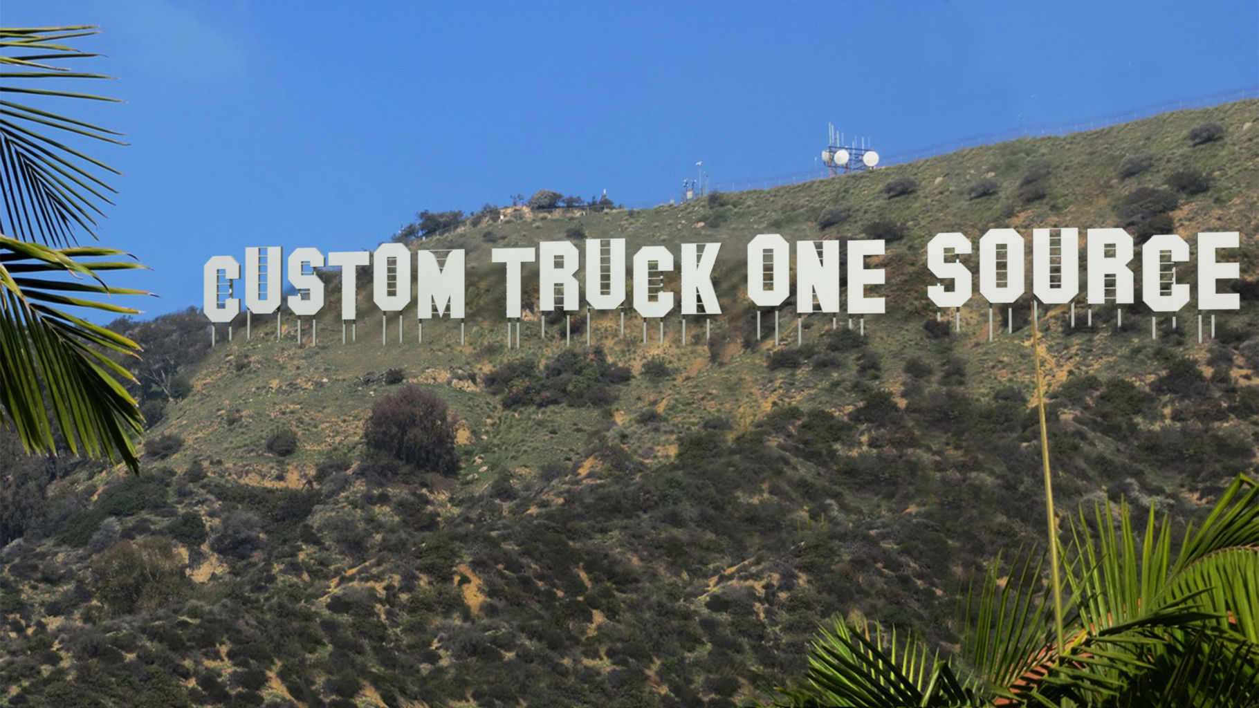 Custom Truck One Source California Location