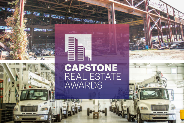 Capstone Awards 2019