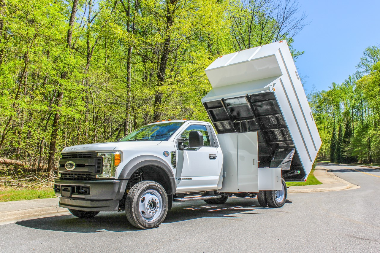 Chip Truck - Forestry - 11x66 (5)