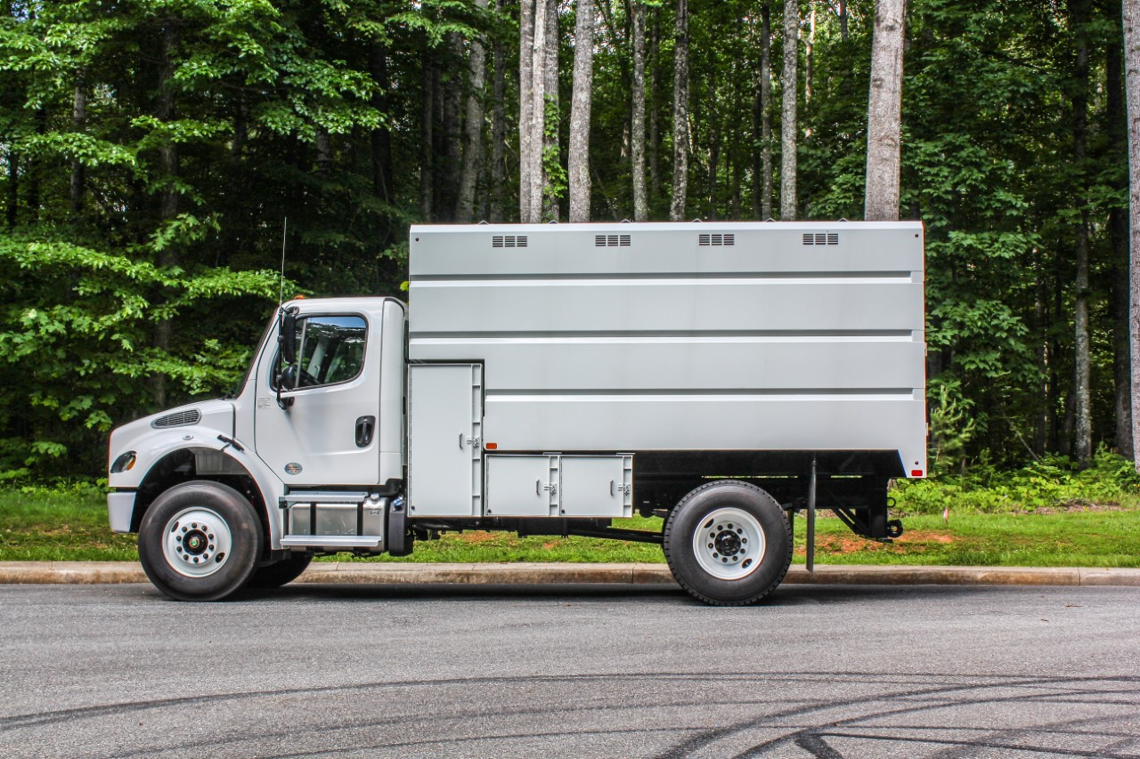 Chip Truck - Forestry - 14x72 (8)