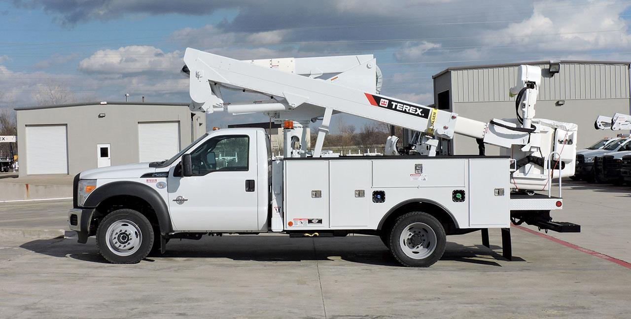 Terex Hi-Ranger LTM40 Bucket Truck