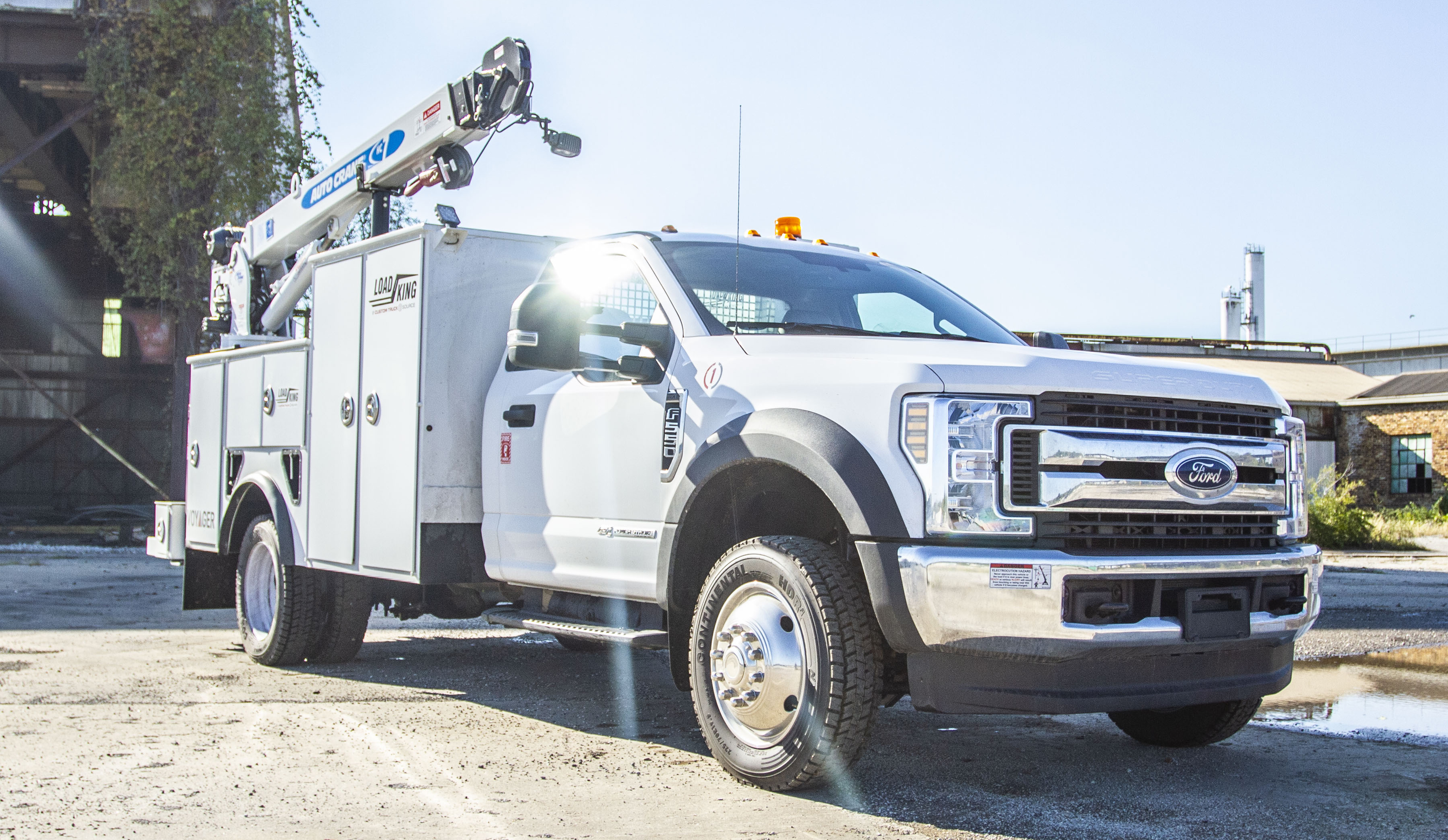 Ford F-550: Commercial Truck Of The Year