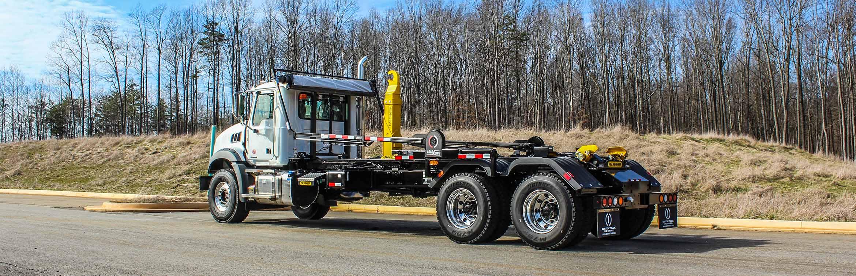 Palfinger Hooklift - Hook Hoist Truck