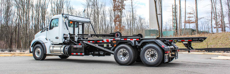 Galbreath Roll-Off Truck
