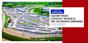 Custom Truck in Kansas City Business Journals top privately held companies